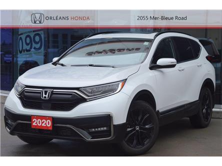 2020 Honda CR-V Black Edition (Stk: 16-P1452) in Orléans - Image 1 of 30