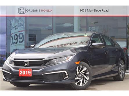2019 Honda Civic EX (Stk: 16-P1425) in Orléans - Image 1 of 28