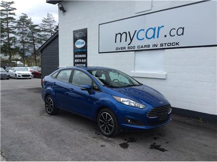 2019 Ford Fiesta SE (Stk: 210376) in Ottawa - Image 1 of 21