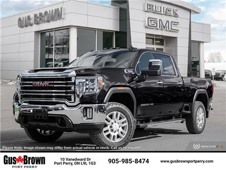 2021 GMC Sierra 2500HD SLE (Stk: F254223) in PORT PERRY - Image 1 of 23