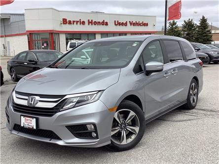 2018 Honda Odyssey EX (Stk: 11-U18626) in Barrie - Image 1 of 23
