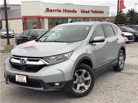 2018 Honda CR-V EX (Stk: 11-U18656) in Barrie - Image 1 of 28