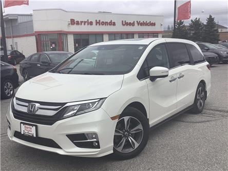 2019 Honda Odyssey EX-L (Stk: 11-U19901) in Barrie - Image 1 of 25