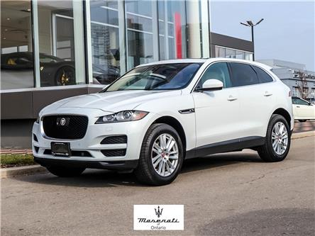 2019 Jaguar F-PACE 25t Prestige (Stk: MU0078) in Vaughan - Image 1 of 30