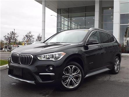 2017 BMW X1 xDrive28i (Stk: P9855) in Gloucester - Image 1 of 14