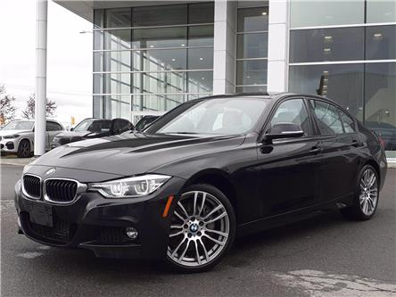 2017 BMW 3 Series 330i xDrive | LEATHER | BACKUP CAMERA | KEYLESS EN (Stk: P9858) in Gloucester - Image 1 of 14