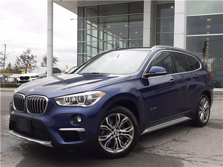 2017 BMW X1 xDrive28i (Stk: P9853) in Gloucester - Image 1 of 14