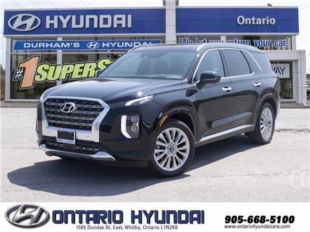 2021 Hyundai Palisade Ultimate Calligraphy (Stk: 299459) in Whitby - Image 1 of 21