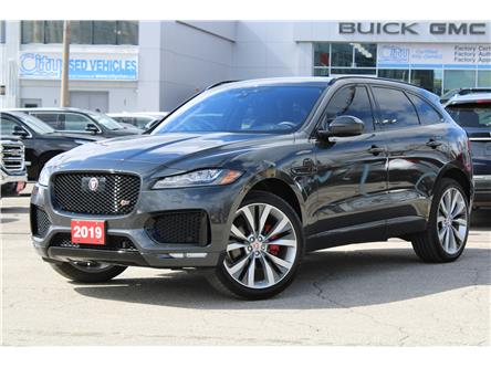 2019 Jaguar F-PACE S (Stk: 3100241A) in Toronto - Image 1 of 36