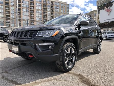 2018 Jeep Compass Trailhawk (Stk: P5208A) in North York - Image 1 of 30