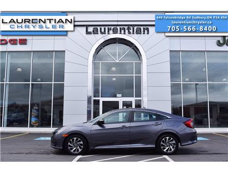 2018 Honda Civic SE (Stk: P0207A) in Greater Sudbury - Image 1 of 26