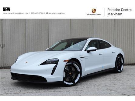 2021 Porsche Taycan 4S (Stk: PN0250) in Markham - Image 1 of 21