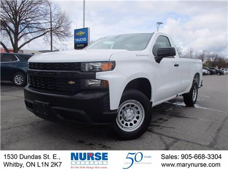 2021 Chevrolet Silverado 1500 Work Truck (Stk: 21P128) in Whitby - Image 1 of 22