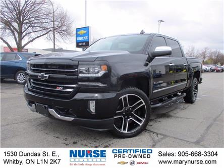 2018 Chevrolet Silverado 1500 2LZ (Stk: 10X525) in Whitby - Image 1 of 29