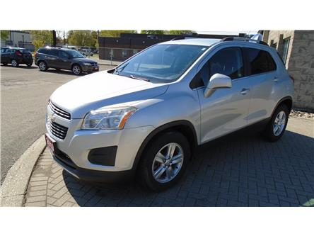2013 Chevrolet Trax 1LT (Stk: 5405A) in Sarnia - Image 1 of 13