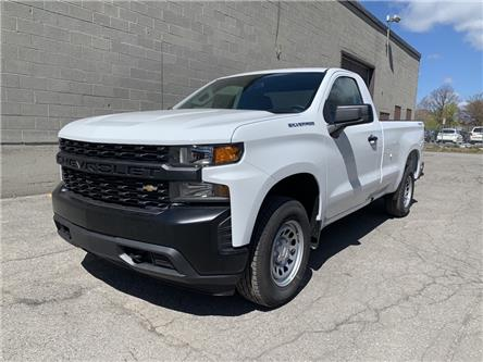 2021 Chevrolet Silverado 1500 Work Truck (Stk: R10724) in Ottawa - Image 1 of 16