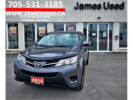 2014 Toyota RAV4 LE (Stk: N21211A) in Timmins - Image 1 of 14