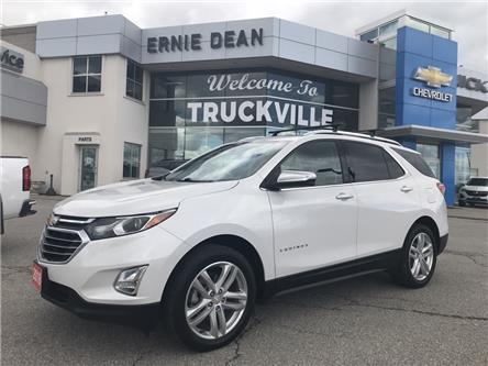 2018 Chevrolet Equinox Premier (Stk: P2297) in Alliston - Image 1 of 20