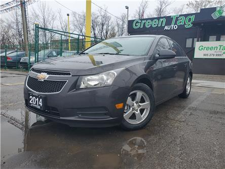 2014 Chevrolet Cruze 2LT (Stk: 5577) in Mississauga - Image 1 of 30