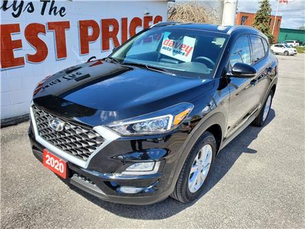2020 Hyundai Tucson Preferred (Stk: 21-204) in Oshawa - Image 1 of 16