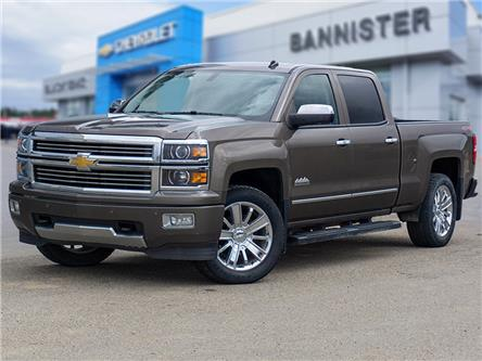 2014 Chevrolet Silverado 1500 High Country (Stk: 21-027A) in Edson - Image 1 of 16