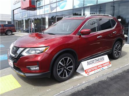 2018 Nissan Rogue SL (Stk: 11903A) in Sudbury - Image 1 of 10