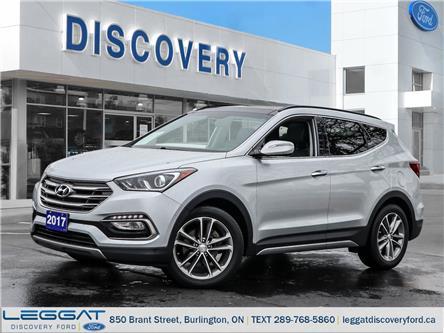 2017 Hyundai Santa Fe Sport 2.0T Limited (Stk: EX21-19433A) in Burlington - Image 1 of 30