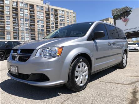 2017 Dodge Grand Caravan CVP/SXT (Stk: P5195) in North York - Image 1 of 25