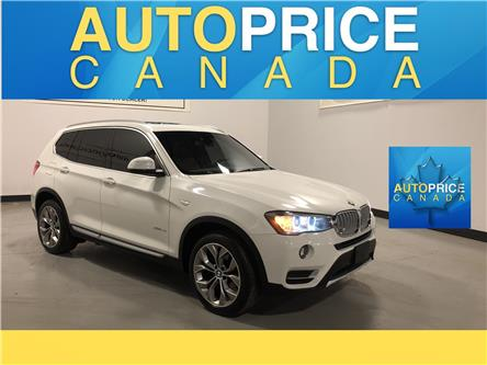 2017 BMW X3 xDrive28i (Stk: W3024) in Mississauga - Image 1 of 29