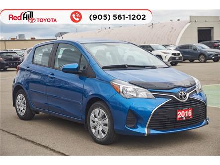 2016 Toyota Yaris LE (Stk: 16645) in Hamilton - Image 1 of 17