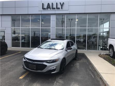 2021 Chevrolet Malibu LT (Stk: MA00598) in Tilbury - Image 1 of 16