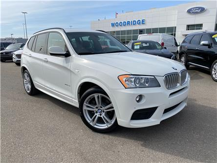 2014 BMW X3 xDrive35i (Stk: MK-120A) in Calgary - Image 1 of 23