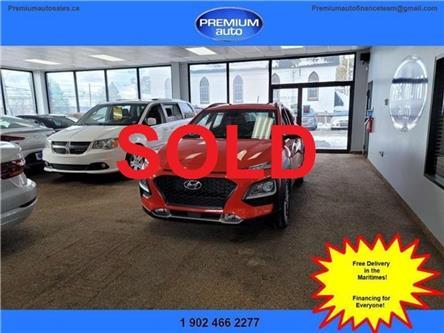 2020 Hyundai Kona 2.0L Luxury (Stk: 553360) in Dartmouth - Image 1 of 23