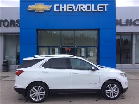 2021 Chevrolet Equinox Premier (Stk: 7210850) in Whitehorse - Image 1 of 22