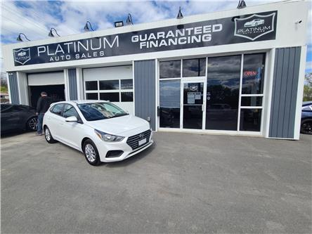 2019 Hyundai Accent Preferred (Stk: 046524) in Kingston - Image 1 of 13