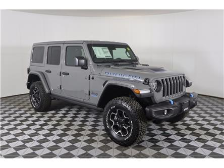 2021 Jeep Wrangler Unlimited 4xe Rubicon (Stk: 21-190) in Huntsville - Image 1 of 31
