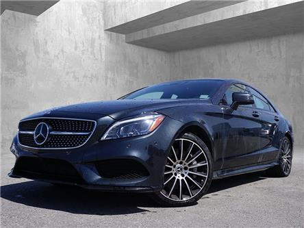 2017 Mercedes-Benz CLS 550 Base (Stk: 21-660A1) in Kelowna - Image 1 of 11