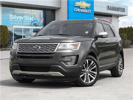 2017 Ford Explorer Platinum (Stk: 21232A) in Vernon - Image 1 of 25