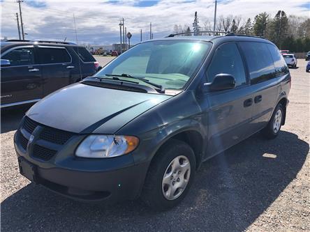 2003 Dodge Caravan SE (Stk: 11485A) in Sault Ste. Marie - Image 1 of 2