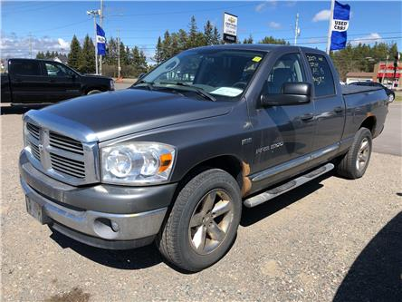 2007 Dodge Ram 1500  (Stk: 8670-21A) in Sault Ste. Marie - Image 1 of 2