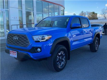 2020 Toyota Tacoma Base (Stk: W5346) in Cobourg - Image 1 of 26