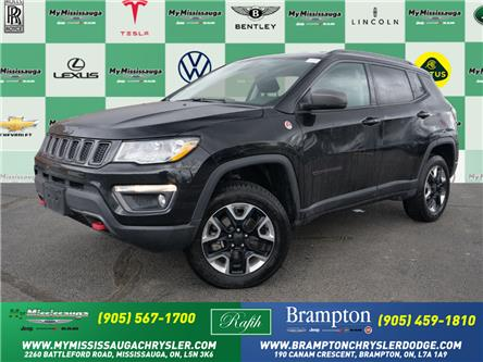 2018 Jeep Compass Trailhawk (Stk: 21108A) in Mississauga - Image 1 of 23