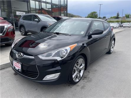 2013 Hyundai Veloster Tech (Stk: T21084B) in Kamloops - Image 1 of 22