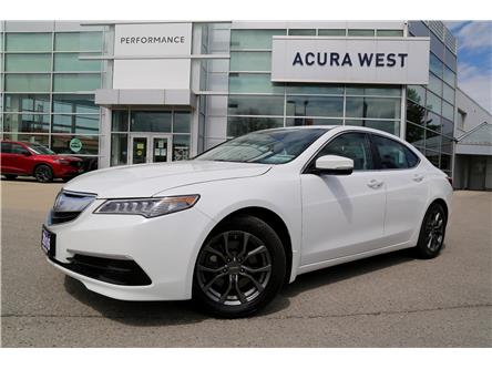 2016 Acura TLX Tech (Stk: ) in London - Image 1 of 21