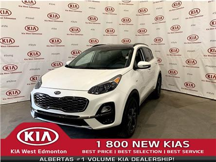 2022 Kia Sportage EX Premium S (Stk: 22978) in Edmonton - Image 1 of 28