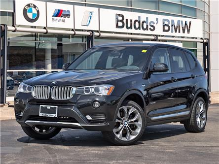 2017 BMW X3 xDrive28i (Stk: T933398A) in Oakville - Image 1 of 22