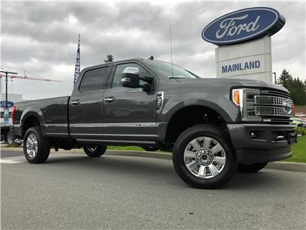 2019 Ford F-350 Platinum (Stk: P9916) in Vancouver - Image 1 of 30