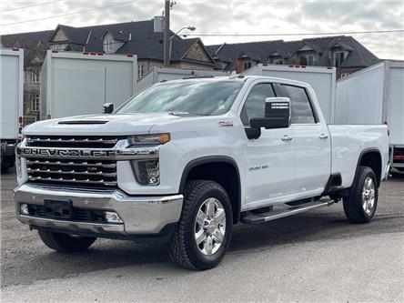 2021 Chevrolet Silverado 3500HD LTZ (Stk: 21527) in Toronto - Image 1 of 26