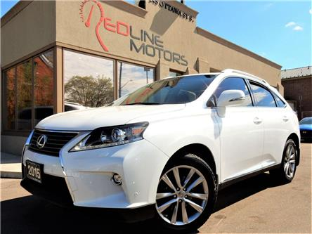 2015 Lexus RX 350 F Sport (Stk: 2T2BK1) in Kitchener - Image 1 of 28