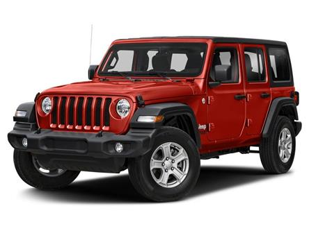 2018 Jeep Wrangler Unlimited Sport (Stk: M187A) in Miramichi - Image 1 of 9